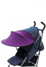 "Sun cap""Capri Purple"""