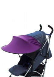 "Sun cap""Capri Purple"""
