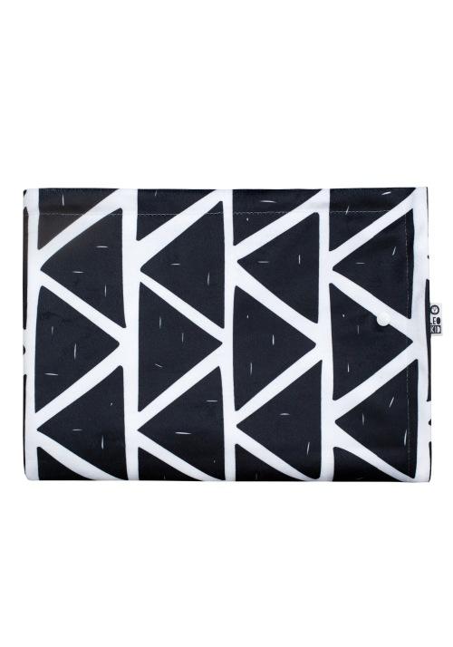 "Baby blanket ""Geometric"""