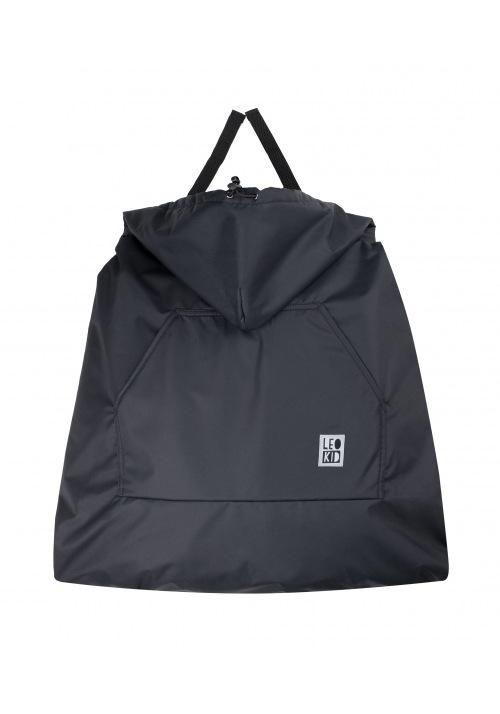Накидка Leokid на эрго-рюкзак Black