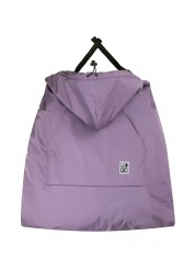 "LEOKID ERGOBABY CARRIER COVER ""Purple Gray"""