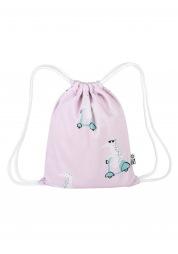 """Backpack for kids Leokid """"Pink Vespa Croc"""""""