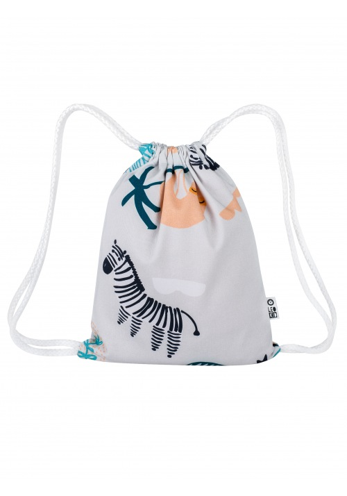"Backpack for kids Leokid ""Tropical Friends"""