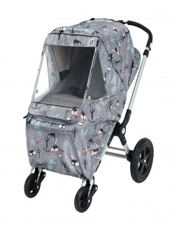 "Leokid raincover for stroller ""Village"""