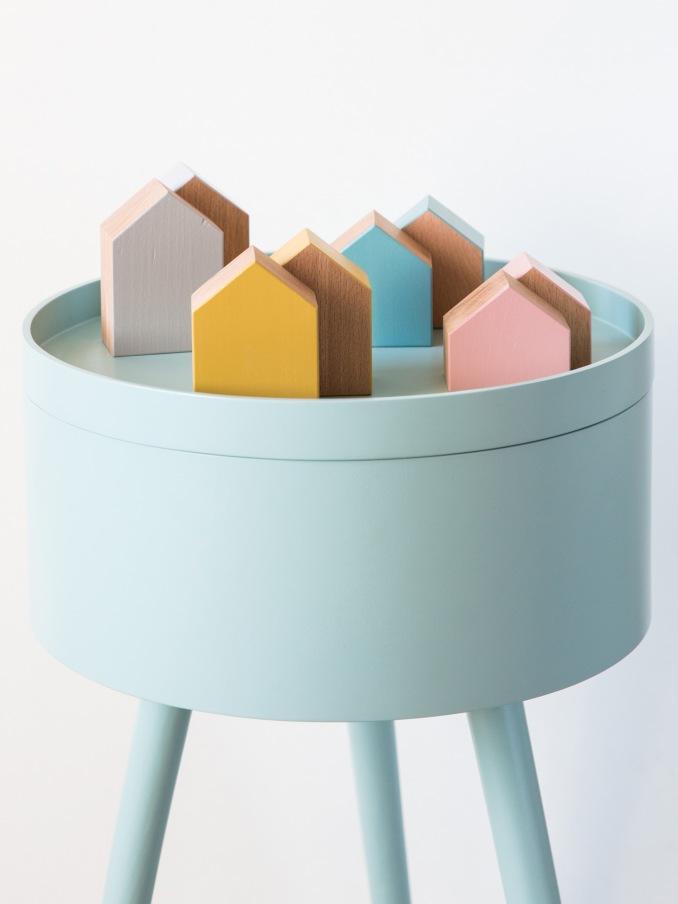 Набор деревянных домиков Big Wooden Houses