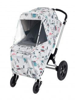 "Дождевик Leokid для коляски ""Cute park"""
