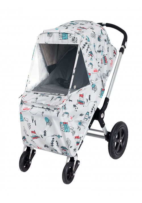 ДОЖДЕВИК LEOKID ДЛЯ КОЛЯСКИ / LEOKID RAINCOVER FOR STROLLER Cute park